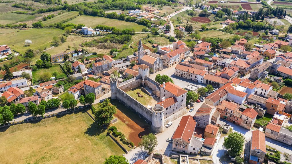 Culture and history in Istria