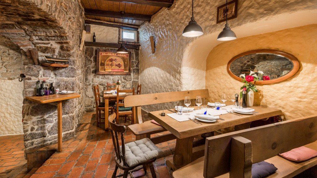 Die Einzigartigkeit der istrischen traditionellen Restaurants