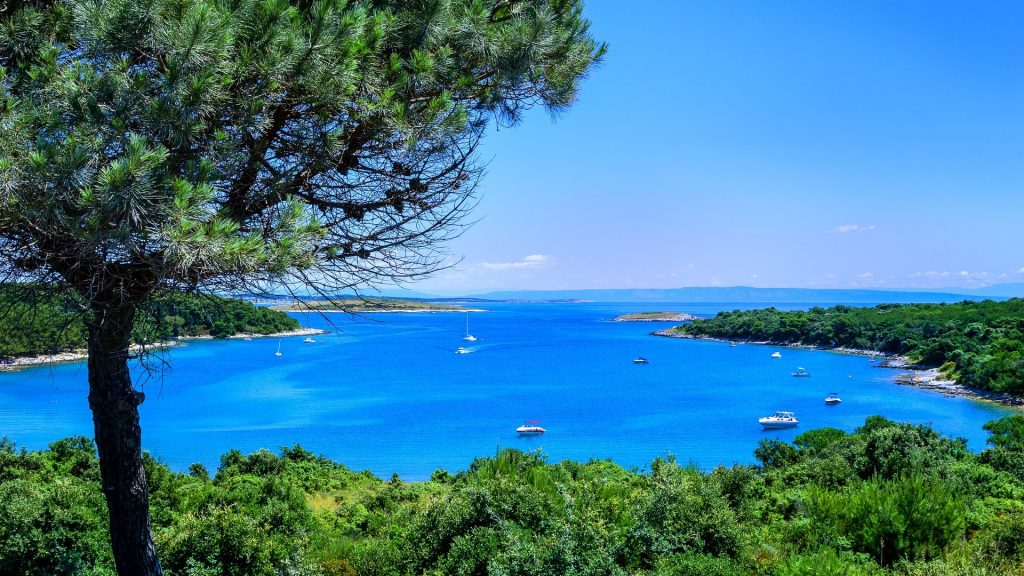 Top natural attractions on the Istrian coast